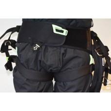Сидячая трапеция ION Kite Seat Harness Vega black 38/M
